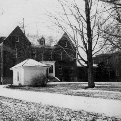 Orleans County Home for the Aged and Infirm - Front View